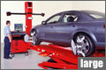 Hunter Wheel Alignment