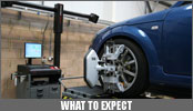 Wheel Alignment - What to expect